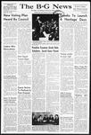 The B-G News November 8, 1963