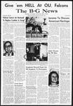 The B-G News November 12, 1963