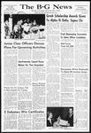 The B-G News November 15, 1963