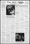 The B-G News November 22, 1963
