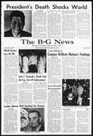 The B-G News November 26, 1963