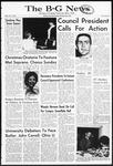 The B-G News December 6, 1963