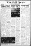 The B-G News January 17, 1964