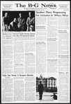 The B-G News January 21, 1964