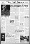 The B-G News January 24, 1964