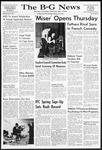 The B-G News February 25, 1964
