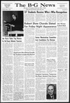 The B-G News March 3, 1964