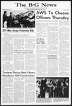 The B-G News March 10, 1964