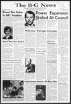 The B-G News March 13, 1964