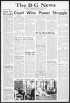 The B-G News March 27, 1964