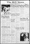 The B-G News April 10, 1964