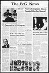 The B-G News April 17, 1964