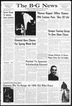The B-G News April 24, 1964
