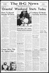 The B-G News May 1, 1964