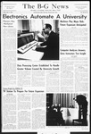 The B-G News May 8, 1964