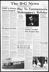 The B-G News May 19, 1964