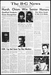 The B-G News May 26, 1964