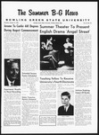 The Summer B-G News August 13, 1964