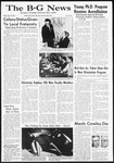 The B-G News September 25, 1964