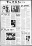 The B-G News October 9, 1964
