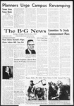 The B-G News October 13, 1964