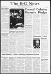 The B-G News October 16, 1964