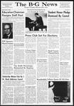 The B-G News October 30, 1964