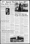 The B-G News November 3, 1964