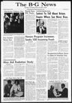 The B-G News November 10, 1964
