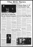 The B-G News November 20, 1964
