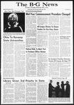 The B-G News November 24, 1964