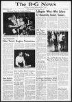 The B-G News December 8, 1964
