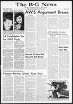 The B-G News March 12, 1965