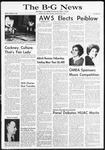 The B-G News March 19, 1965