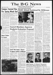 The B-G News March 30, 1965