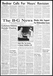 The B-G News April 9, 1965