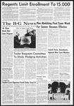 The B-G News April 27, 1965