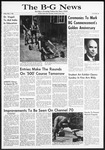 The B-G News May 7, 1965