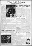 The B-G News May 11, 1965