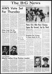 The B-G News May 18, 1965