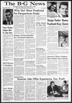 The B-G News May 21, 1965
