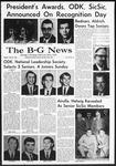 The B-G News May 25, 1965