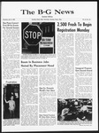 The B-G News July 15, 1965