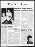 The B-G News July 29, 1965