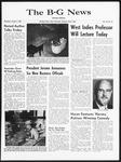 The B-G News August 5, 1965