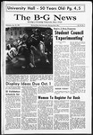 The B-G News September 22, 1965