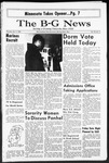 The B-G News October 7, 1965