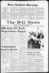 The B-G News October 12, 1965