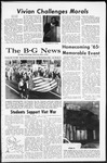 The B-G News October 19, 1965