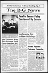 The B-G News October 20, 1965